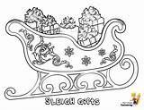 Coloring Sleigh Ride Cool Boys Horse Yescoloring Jesus sketch template