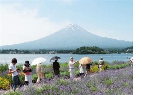 terbaru  foto pemandangan gunung fuji jepang romi gambar