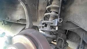 How To Remove Rear Struts On A 94-97 Honda Accord