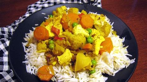 scramble cuisine coconut chicken and vegetable curry recipe recipes