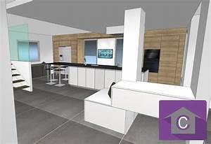 cuisine leicht et lineaquattro With superior meuble cuisine blanc laque 9 cuisine leicht et lineaquattro