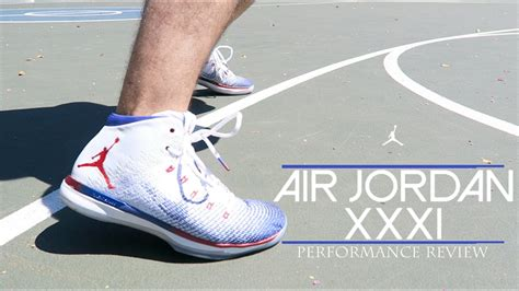 Air Jordan Xxxi 31 Performance Review Youtube