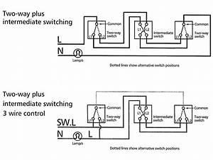 Schema Electrique Va Et Vient 3 Interrupteurs : un va et vient 3 interrupteurs sans t l rupteur ~ Medecine-chirurgie-esthetiques.com Avis de Voitures