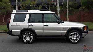 Land Rover Discovery 2 : land rover discovery td5 2 2000 4x4 2 5 turbo diesel auto landcruiser patrol x5 ~ Medecine-chirurgie-esthetiques.com Avis de Voitures