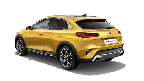 Kia Xceed 2020 by 2020 Kia Xceed Debuts Without Awd But Features Hydraulic