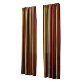 Allen Roth Curtains Alison Stripe by 1000 Images About Windows On Better Homes And