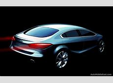 2013 Kia Cerato teaser images released Updated