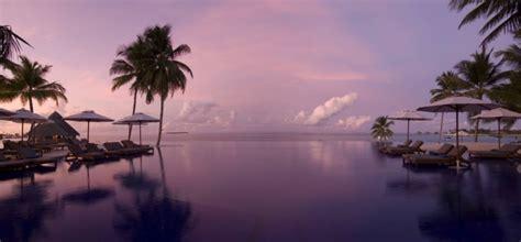 Conrad Rangali Island Maldives Luxurious Resort