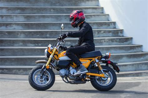 Honda Monkey Hd Photo by 2019 Honda Monkey Review 14 Fast Facts