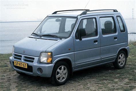 SUZUKI Wagon R specs - 1997, 1998, 1999, 2000 - autoevolution