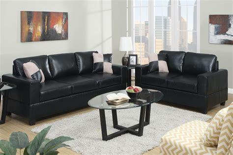 Unique Leather Sofa Sets Unique Black Leather Sofa Set