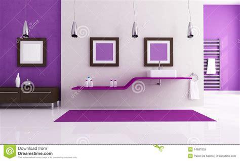 lavender and white bathroom white and purple bathroom stock illustration image of plaster 14687839