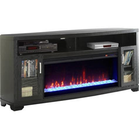 electric fireplace tv stand 70 inch best 25 electric fireplace media center ideas on 9644