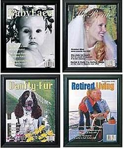 Personalized Magazine Cover Growing Your Baby Growing