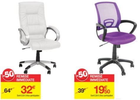 chaise de bureau carrefour chaise de bureau a leclerc