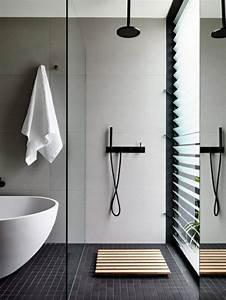 Bad Deko Schwarz : machen sie das beste aus ihrer badezimmer einrichtung in schwarz wei fresh ideen f r das ~ Sanjose-hotels-ca.com Haus und Dekorationen