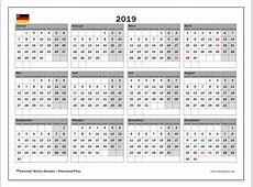 Kalender 2019, RheinlandPfalz