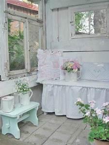 Shabby Style Onlineshop : best 25 shabby chic porch ideas on pinterest shabby chic shabby chic cottage and porch swings ~ Frokenaadalensverden.com Haus und Dekorationen