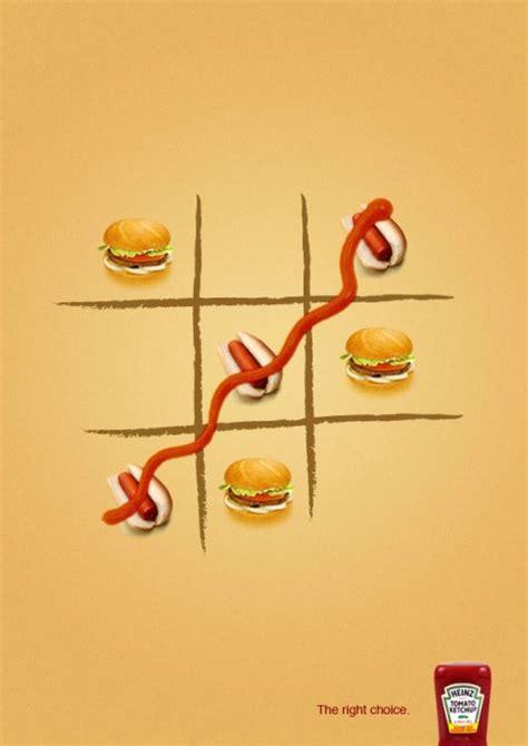 creative  inspiring food advertisement ideas