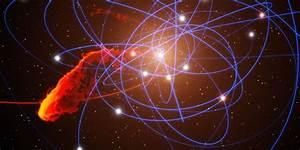 Strange Object Near Milky Way's Black Hole Stirs ...