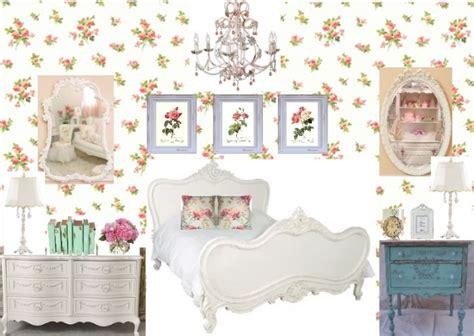 chambre shabby garten moy ambiance romantique de chambre de style shabby