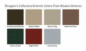 Exterior Window Color Schemes by Replacement Windows Types Models And Styles Window Universe The Future Of