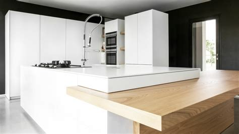 quel plan de travail choisir pour une cuisine quelle couleur pour une cuisine blanche couleur