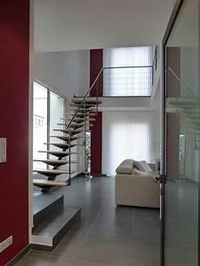 Decoration Hall D Entree Avec Escalier EVTOD