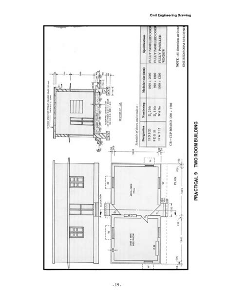two house plans with wrap around porch civil drawing detail
