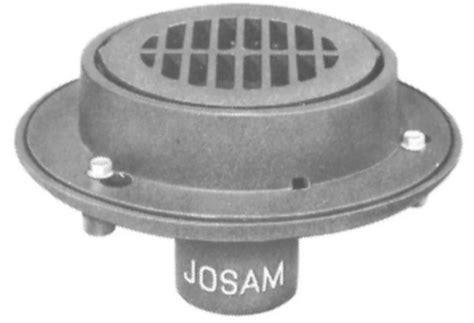 josam floor drain strainer js32150 josam 32150 flo blood drain by commercial