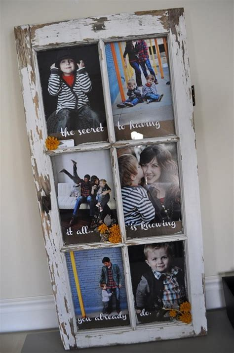 creative photo frame display ideas hative