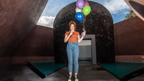 Arts and COVID: Canberra was comedian Frankie McNair's ...