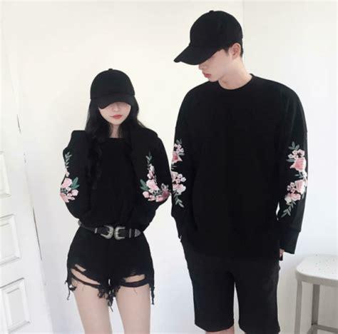 Korean couple fashion | Tumblr