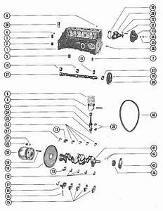 Mercruiser 140 Gm 181 I    L4 1968