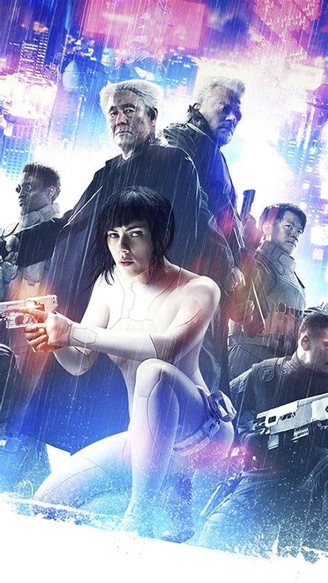 Ghost In The Shell Phone Wallpapers - Wallpaper Cave