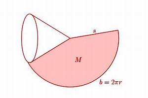 Oberfläche Kreis Berechnen : kegel oberfl che und volumen berechnen online kurse ~ Themetempest.com Abrechnung
