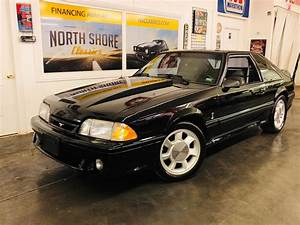 1993 Ford Mustang -SUPERCHARGED COBRA SVT-CLEAN AUTO CHECK-SEE VIDEO Stock # 91330NSC for sale ...