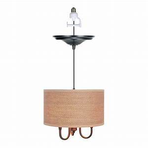 Instant pendant light orb lighting