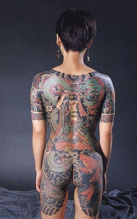 tattoo women full body tattooed girls pinterest
