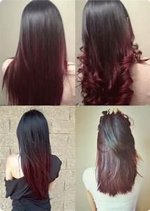 Top 7 Best Black Ombre Hair Color Ideas Vpfashion