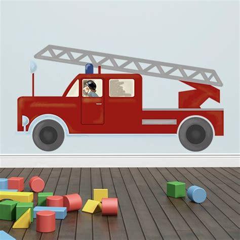 Kinderzimmer Junge Feuerwehr by Tat 252 252 252 252 Tataaaa Dieses Wandtattoo K 246 Nnte Der Liebling Im