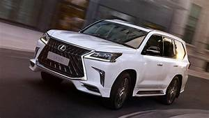 Inspiration Series Is Coming  The 2019 Lexus Lx 570
