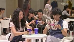 """Cyrano Dating Agency"", Shin Min Ah – Lee Seung Gi's date ..."