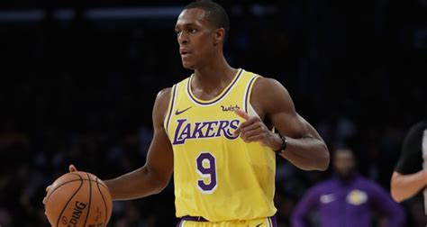Rajon Rondo Will Opt Out Of Contract With Lakers - RealGM ...