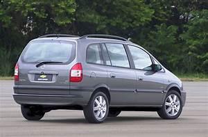 Chevrolet Zafira Elite 2 0 8v 2005