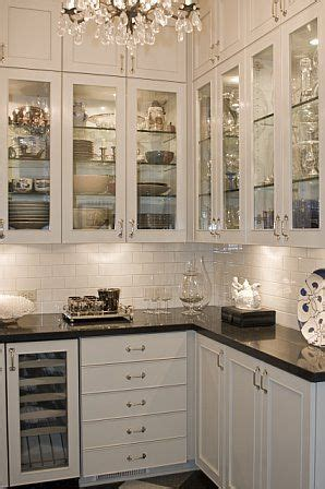 glass shelves for kitchen cabinets 214 best images about home bars and butler s pantries on 6850