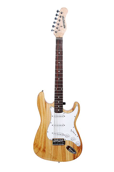huntington ge nt outlaw solid body  type electric guitar
