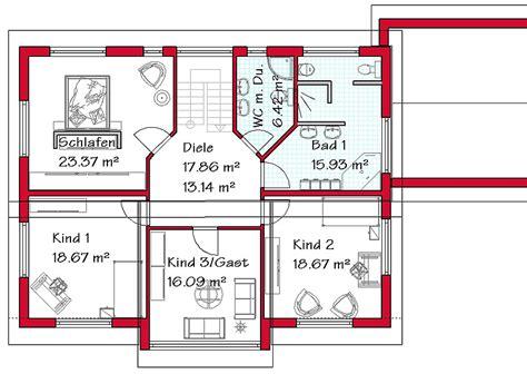 haus mit 4 kinderzimmern pultdachhaus bauen mit gse haus als partner an ihrer seite