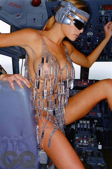 Melania Trump Nude For Gq Uk Low Iq First Lady Shows Her