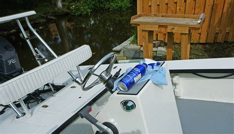 Gary S Boat Wax by How To Drill Holes In Your Boat